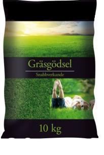 Gräsmattegödsel 10 kg