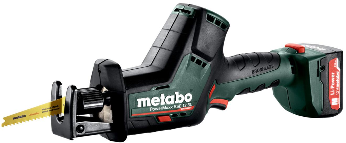 Metabo Tigersåg powermaxx SSE18BL