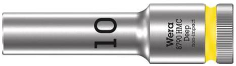"""Wera Långhylsa 1/2"""" 10x83mm"""