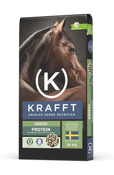 Krafft Groov Protein 20 kg