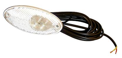 Positionslykta Hella, LED 12V
