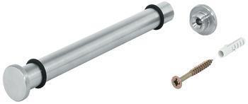 Hyllbärare glas stst matt 20x214mm