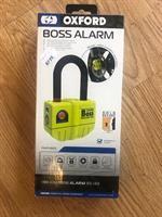 Boss Alarm, skivbroms
