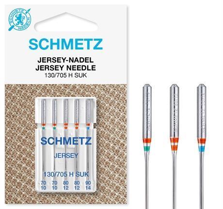 Schmetz jerseylajitelma 70-90 neulapakkaus
