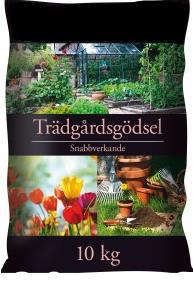 Trädgårdsgödsel  10 kg