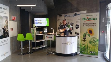 WOLD-TRADE på Avfall Norges og Industriell bærekrafts årskonferanse i Stavanger 5-7. juni 2018