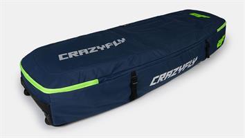 Crazyfly Golf bag - 150 x 45 cm .wheels
