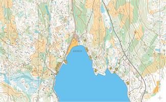 Kart | Bæreia | NM-kart 2004