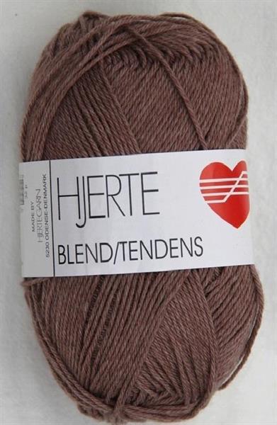 Blend melerad brun 9283