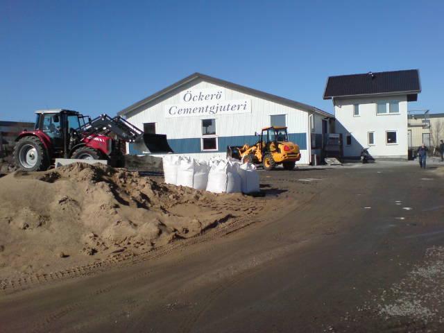 Öckerö Cementgjuteri AB