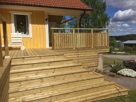 Bygg Tranås Snickare Byggfirma