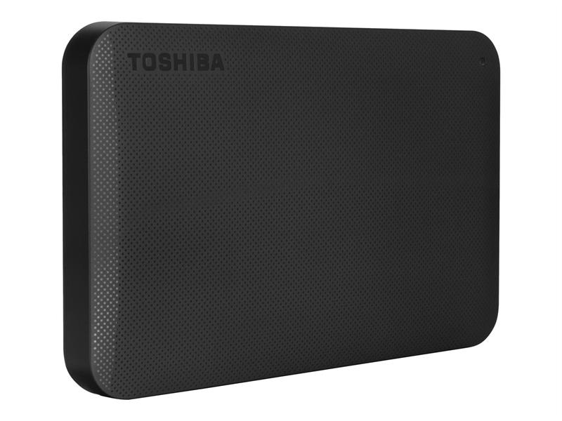 "Toshiba Canvio Ready 4TB Black 2,5"" USB3.0"
