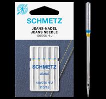 Schmetz farkkuneulapakkaus 110