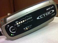 C-tek Batteriladdare 8-steg/5A