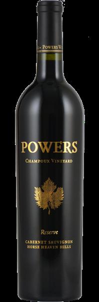 Powers Cab. Sauvignon Champoux -14