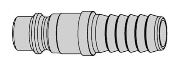 Cejn 320 insticksnippel slang 6mm