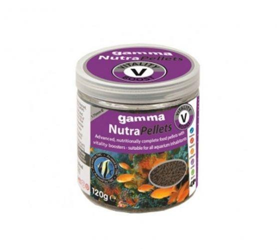 Gamma NutraPellets Vitality Boost