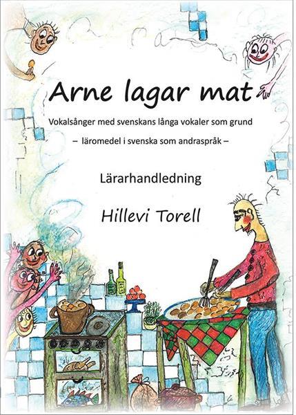 Arne lagar mat lh inkl musik