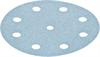 Festool Slippapper      STF D125/8 P 80 GR  10X