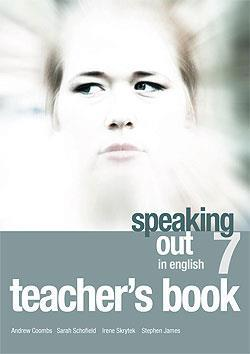 Speaking out, teach book y 7