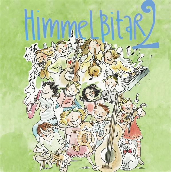 Himmelbitar, del 2, CD-skiva
