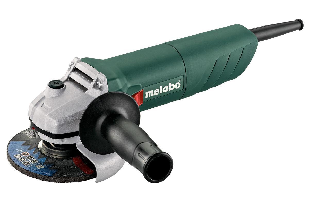 Metabo Vinkelslip W750-125