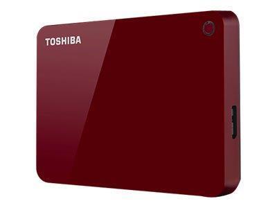 Toshiba Canvio Advance 1TB 2,5 RED