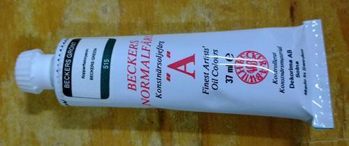 Beckers Blandat vitt 40ml