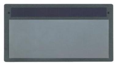 Automatkassett 110x60mm 3/8<12 DIN