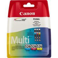 Canon CLI-526 Multi-pack C/M/Y