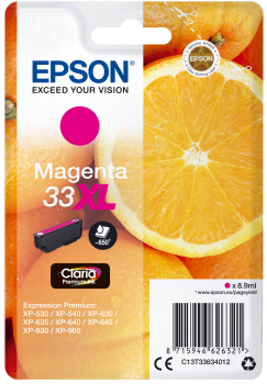 Epson 33XL Magenta