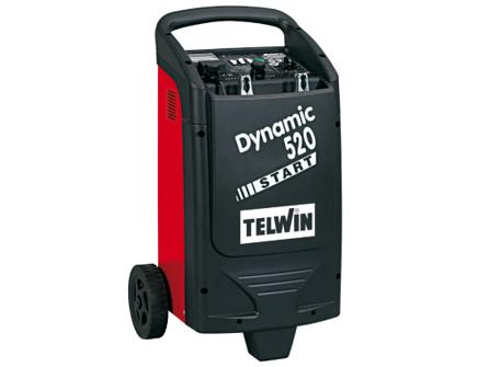 Batteriladdare dynamic 520