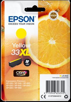 Epson 33XL Yellow