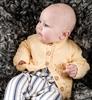 Søt babykofte fra 0-2år