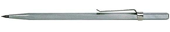Ritspenna m. Clips, 150mm