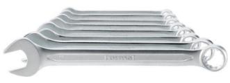 U-ringnyckelsats 8-Delar 8-19mm Format