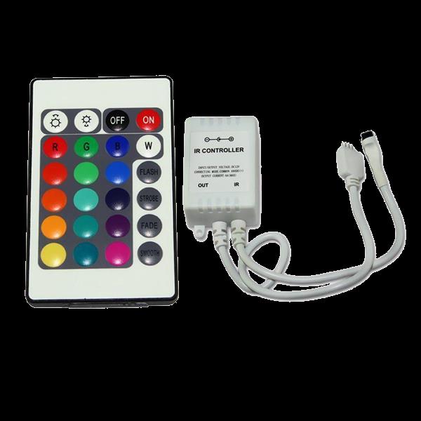 RGB kontroll 12V/24V