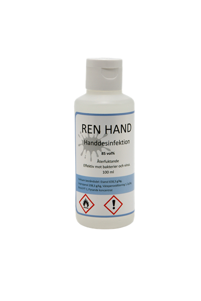 Ren Hand 4x100ml