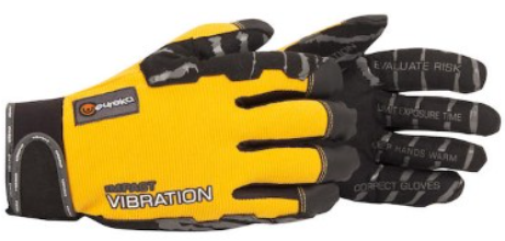 Vibrationsdämpande handske Impact strl. 7