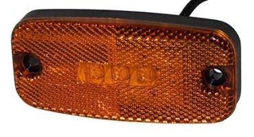 Sidomarkeringslykta SYC, LED 12/24V