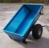 ATV vagn tippvagn