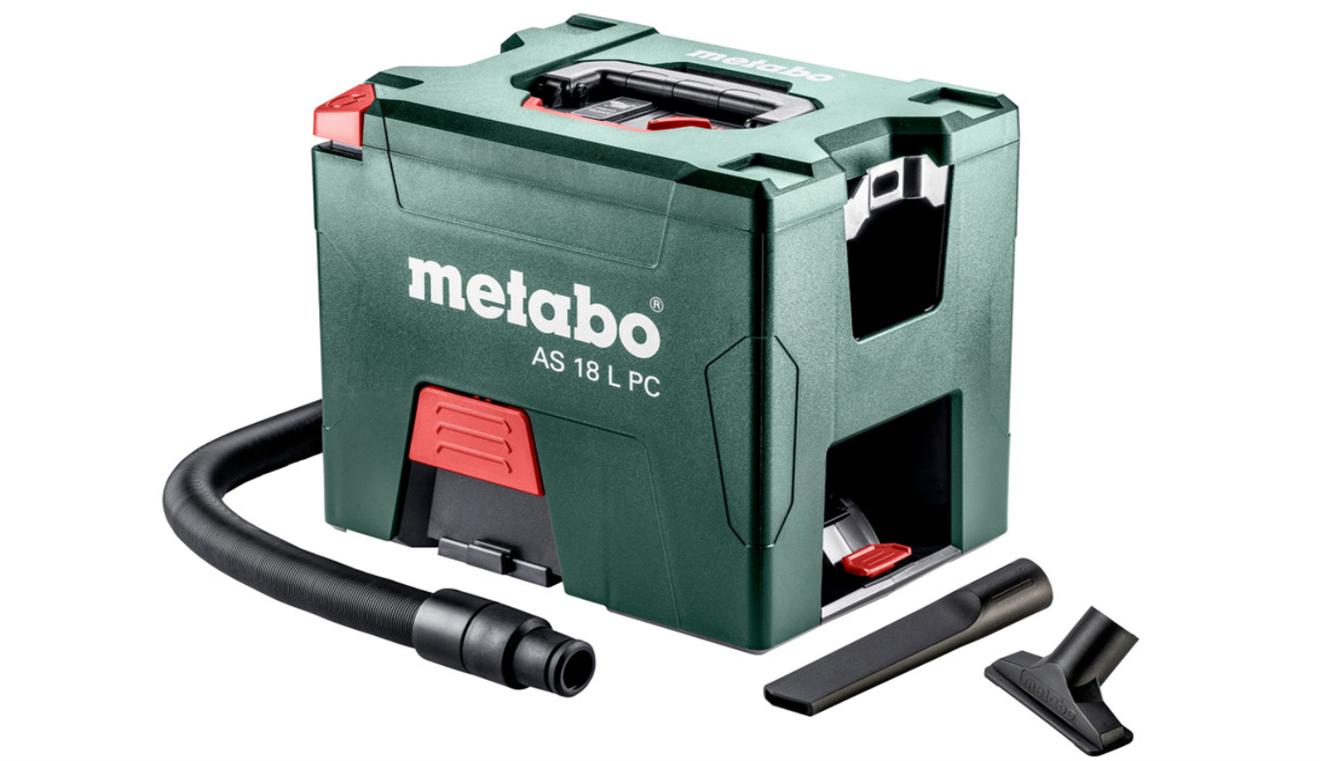 Batteridriven allsugare AS 18 L PC