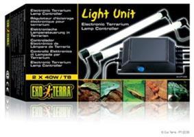 Light unit 2x40 watt