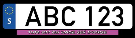 TUTA OM DU HADE SEX IMORSE