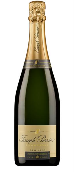 J.Perrier Cuvée Royale Demi-Sec