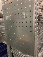 Super Verktygstavla gavel 400x492 mm