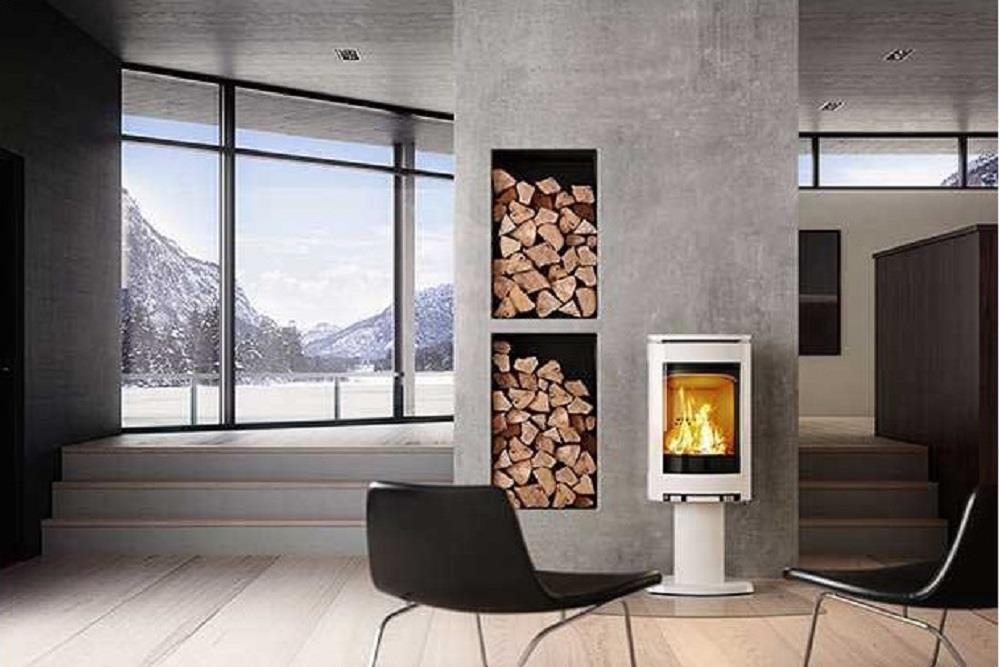 Glass under peis peisglass glassbord glassplate bord stove spare glass Hadeland Glass norway
