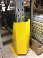 Stolpskydd H= 400 mm 90 stolpe ny
