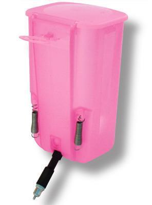Vattenbehållare - rak nippel