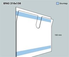 Etikettficka EFA5 210-150 F